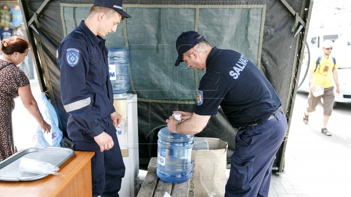 В столице вновь установят мобильные пункты первой помощи