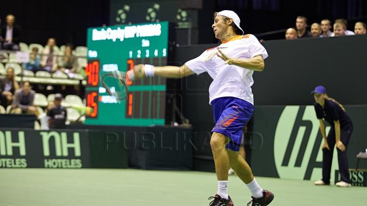 Раду Албот пробился в третий круг турнира ATP Мастер