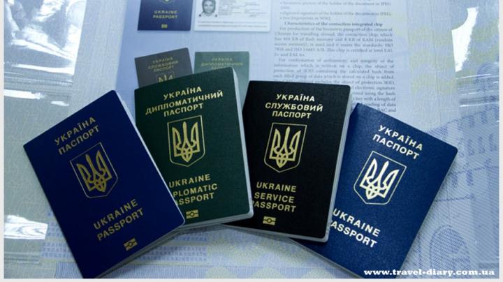 Рада приняла закон о переходе на биометрические паспорта