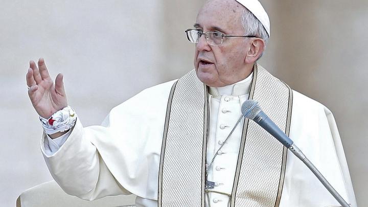 Визит Папы Римского в Румынию продлится три дня