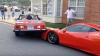 Женщина припарковалась на капоте Ferrari 458 Speciale за 300 тысяч долларов (ВИДЕО)