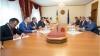Дачиан Чолош на встрече с Андрианом Канду: Румыния увеличит инвестиции в Молдову