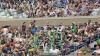Мужчина пытался похитить ребенка во время теннисного турнира US Open