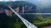 Самый длинный и высокий в мире стеклянный мост открыли в Китае