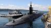Американская подлодка с баллистическими ракетами столкнулась с кораблем снабжения