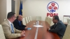 Мариан Лупу обсудил с послом США Джеймсом Петтитом ситуацию в стране