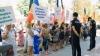 Оргеевцы вышли на новый протест перед Jurnal TV и КСТР (ВИДЕО)