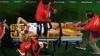 Французский гимнаст сломал ногу в двух местах во время опорного прыжка на Олимпиаде (ВИДЕО 18+)