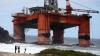 52 тонны дизтоплива вытекли с буровой установки в Шотландии