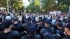 Платформа DA обвиняет полицию в срыве протестов 27 августа: реакция главы МВД