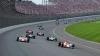 Во время этапа гонок Индикар четыре пилота не добрались до финиша