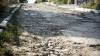 Километровая дорога к селу Рошу превратилась в непреодолимое для людей препятствие