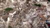 Разрушенный землетрясением итальянский город сняли на видео с беспилотника