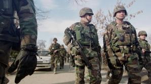 Поздравления с Днем независимости от военных в Косово