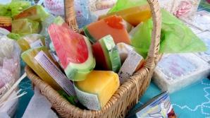 В Молдове хотят запретить мыло и гели для душа с запахом фруктов