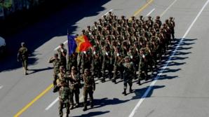 Репетиция парада ко Дню независимости Молдовы (ВИДЕО)