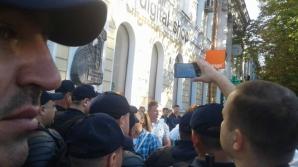 Эксперты: Действия полиции по отношению к агрессивным протестующим были обоснованными
