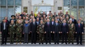Группа ветеранов-афганцев поддерживает евроинтеграцию Молдовы