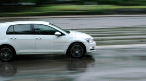 Столичный водитель оказался равнодушным к дорожным обозначениям (ВИДЕО)