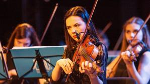 Moldovan National Youth Orchestra выступил c концертом во Дворце республики