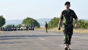 Подготовка к 25-летию независимости Молдовы: привезено свыше 30 единиц военной техники