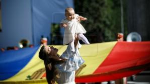 С днем рождения Молдова: 25-летие независимости страны в фотографиях
