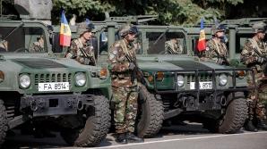 В параде в честь Дня независимости примут участие военные из Румынии и Великобритании