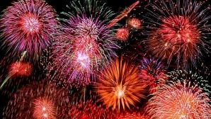 Торжества по случаю Дня независимости завершились фейерверком и концертом