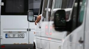 Пассажир снял на камеру вора в столичном микроавтобусе