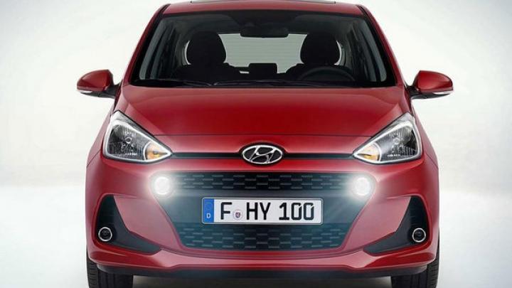 Hyundai представил свой самый маленький хэтчбек