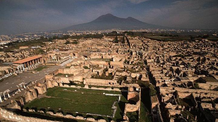 Землетрясение в Италии совпало со днем разрушения Помпей