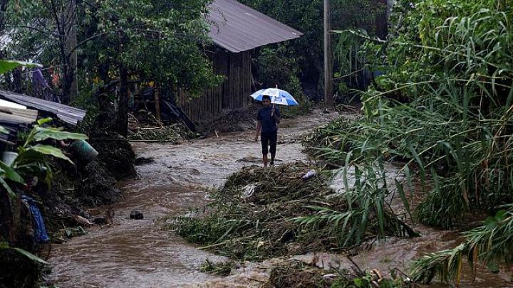 45 человек погибли из-за тропического шторма в Мексике