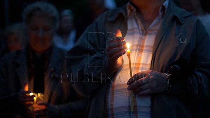 Священник из Каларашского района распылил в церкви слезоточивый газ