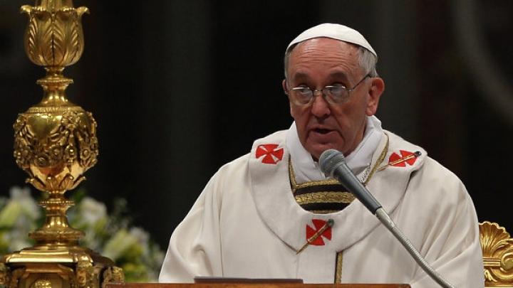 Папа Римский Франциск призвал молиться о погибших при землетрясении