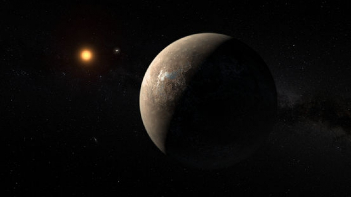 Обнаружена самая близкая планета земного типа