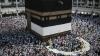 Более 1,8 млн человек совершили хадж в Мекку в этом году