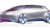 Volkswagen представил дизайн электрокара будущего