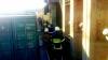 Три спецрасчета очищали Прут от разлившегося горючего (ФОТО)