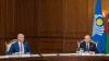 На саммите СНГ премьер Павел Филип пообщался с российским президентом