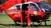 Вертолет SMURD доставил трехлетнего мальчика из Кишинева в Бухарест