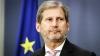 Встреча с Йоханнесом Ханом: Молдова получит от Евросоюза 15 миллионов евро