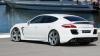 Новую модель Porsche Panamera превратили в гибрид