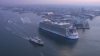 На самом большом в мире круизном лайнере погиб член команды