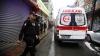 В Турции при взрыве автобуса погибли десять военнослужащих