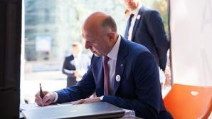 Павел Филип присоединился к кампании о вступлении Молдовы в Евросоюз