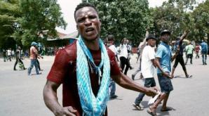 В Конго полиция расстреляла протестующих
