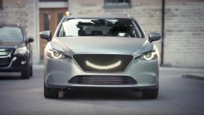 В Швеции придумали беспилотный автомобиль, который «улыбается» пешеходам