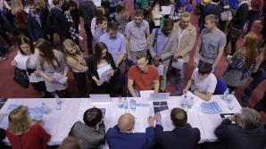 В Кишиневе открывается десятая Ярмарка вакансий