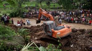 19 человек погибли при сходе оползня на индонезийском острове Ява