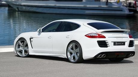 В Париже дебютировал новый гоночный Porsche 911 GT3 Cup